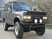 Toyota Land Cruiser 258440 miles